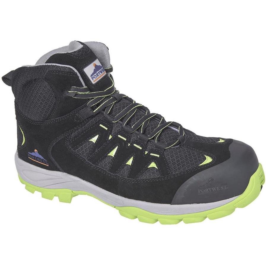 Portwest FC55 Compositelite™ Elbe Mid Cut Trainer S3