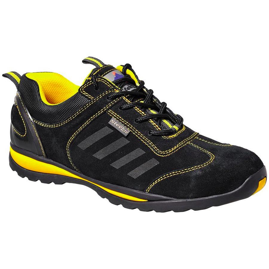 Portwest Lusum Low Cut Safety Trainer Shoes Boots Toe Cap Workwear 3-13 FW34