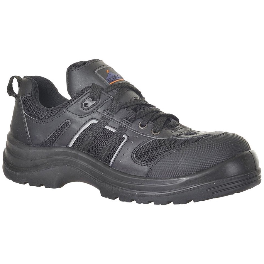 Portwest FW92 Seattle Anti Slip Safety Trainer S1P