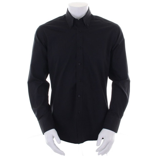 Kustom Kit KK386 Men's City Business Shirt Long Sleeve