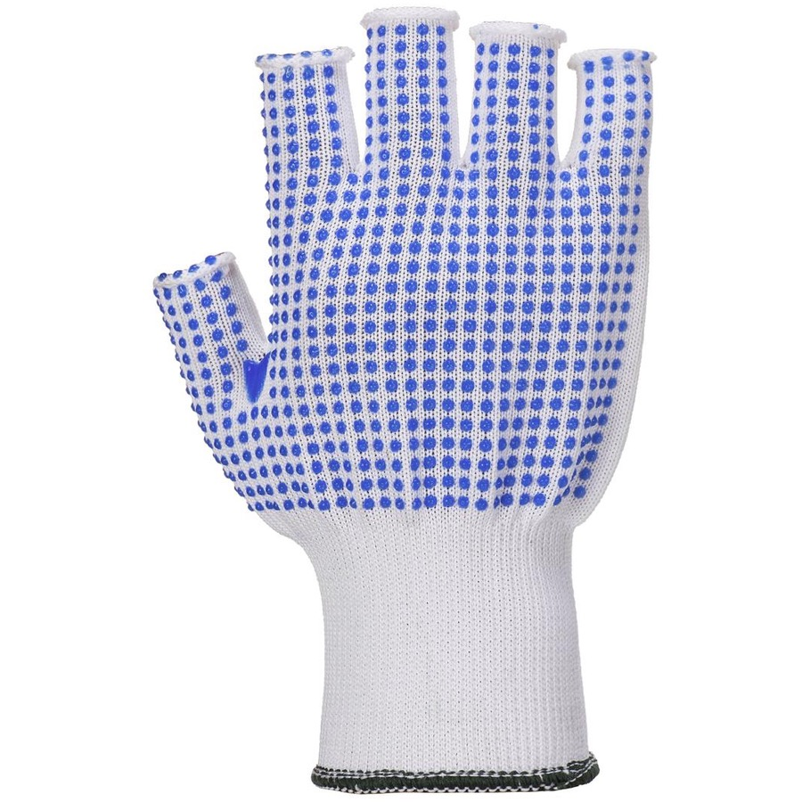 Portwest A114 Fingerless Polkadot Glove