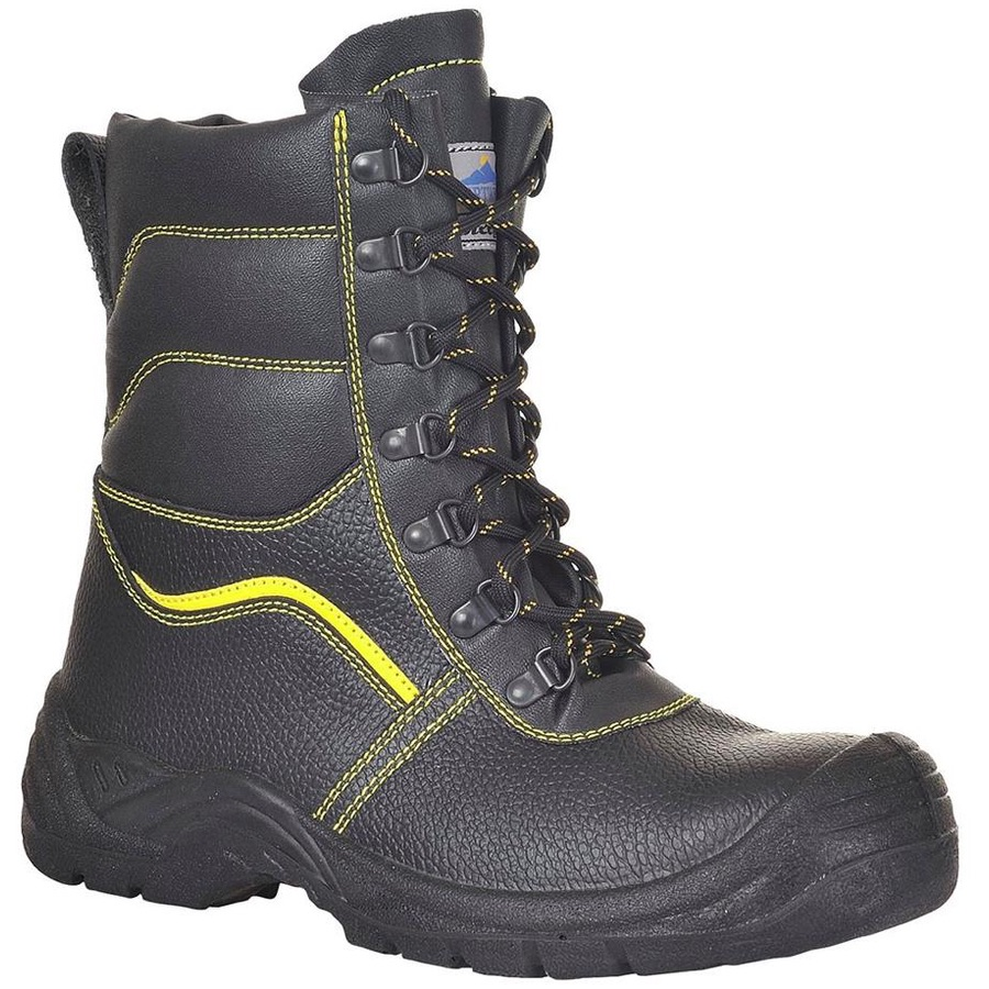 3e63ddaef55 Portwest FW05 Steelite™ Fur Lined Protector Safety Boot S3 CI