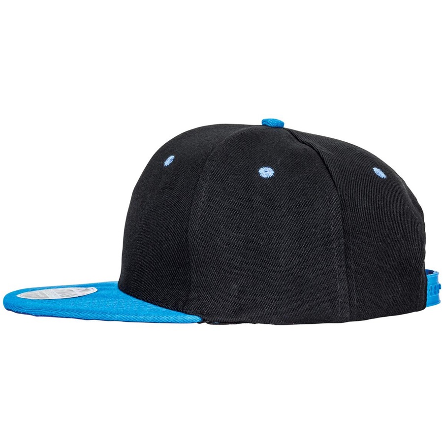 986cb71fa0e RESULT RC082X Bronx Original Flat Peak-Snap Back Dual Colour Cap ...