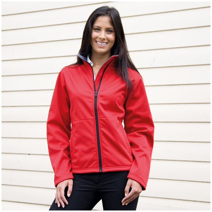 RESULT CLOTHING SOFT SHELL R209F