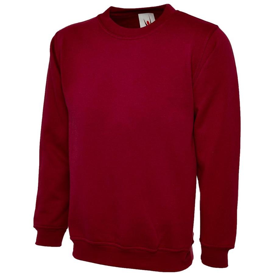 e0da67392de4 Uneek UC201 Premium Sweatshirt 350gsm