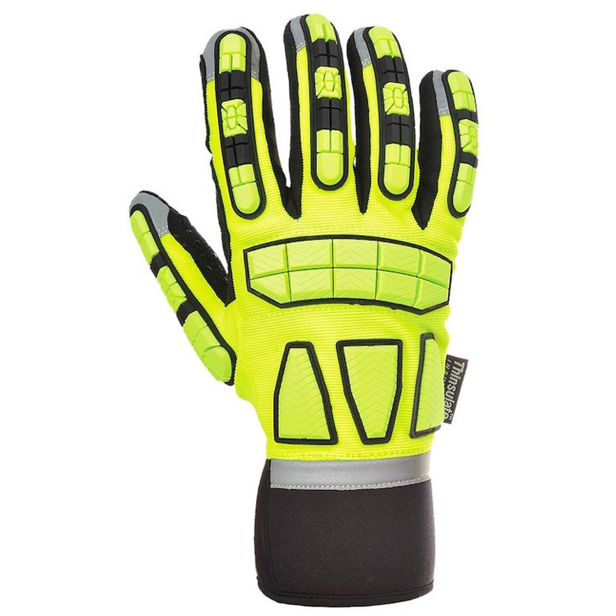 Portwest A725 Safety Impact Glove Lined