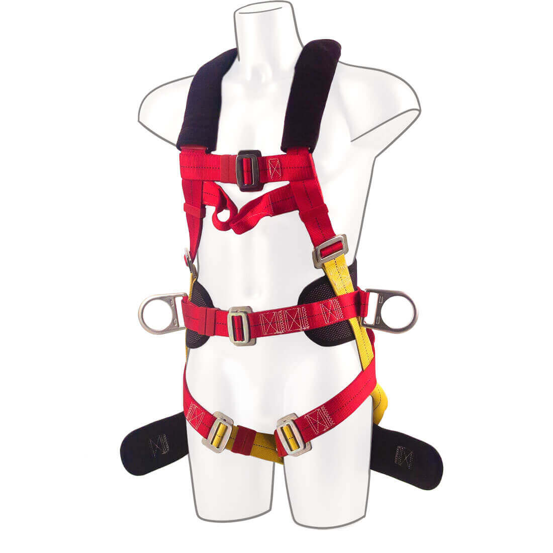 Portwest FP18 Fall Arrest 8 Point Harness | BK Safety
