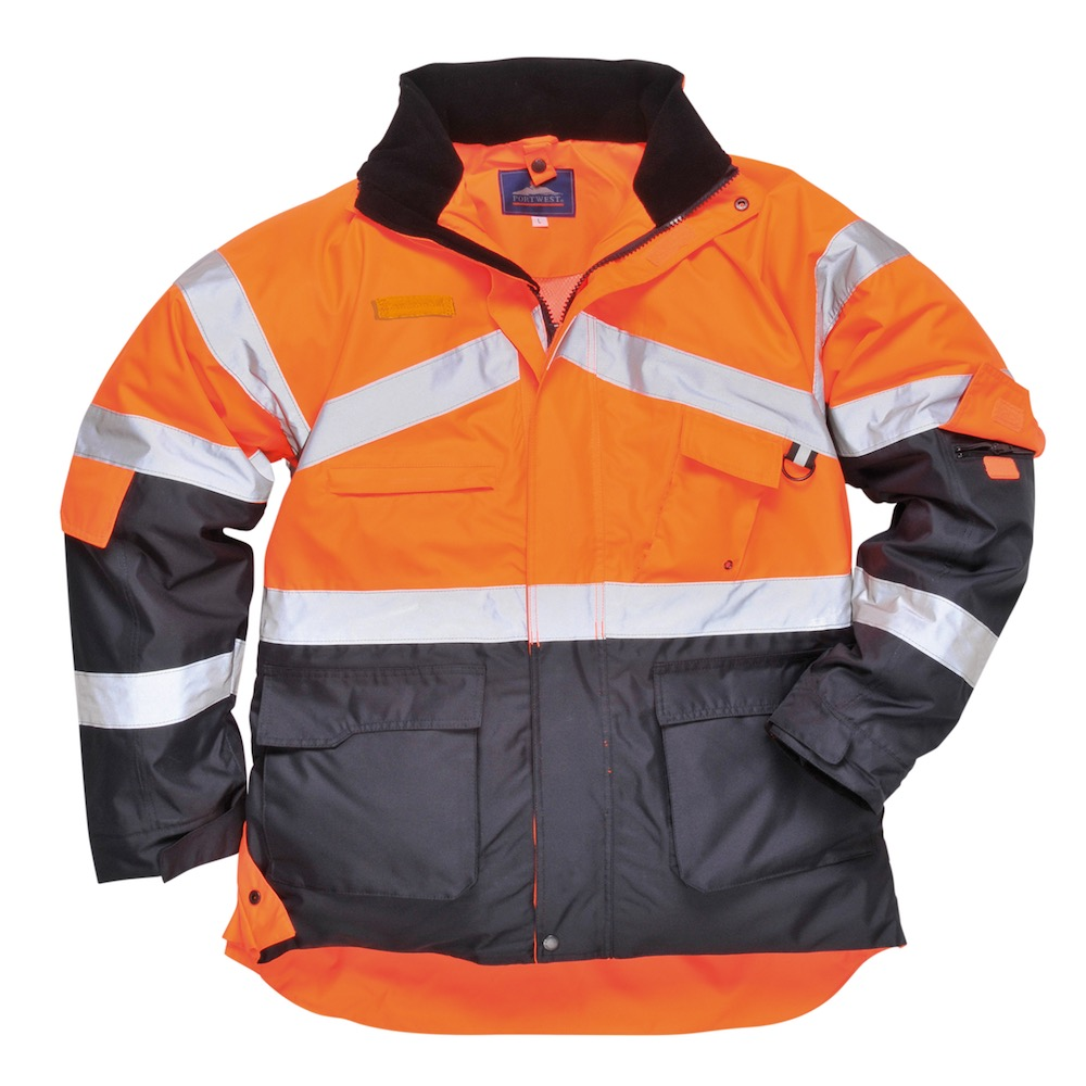 Portwest S760 Hi Vis 2 Tone Breathable Jacket