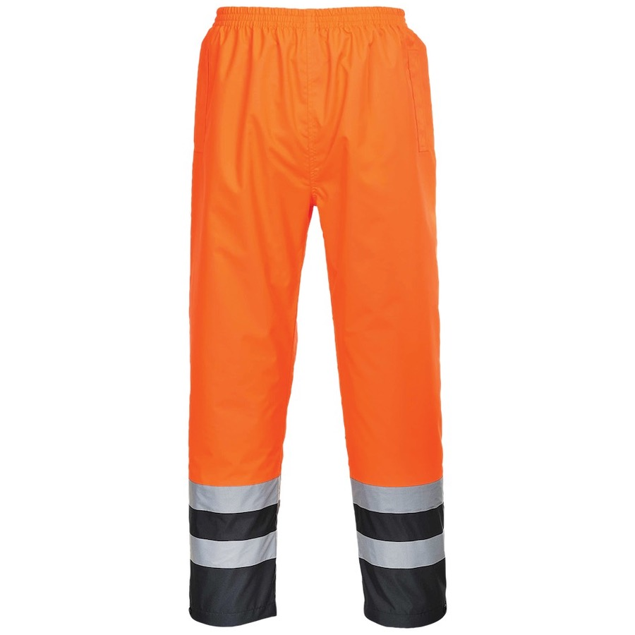 Portwest S486 Hi Vis Two Tone Traffic Over Trousers