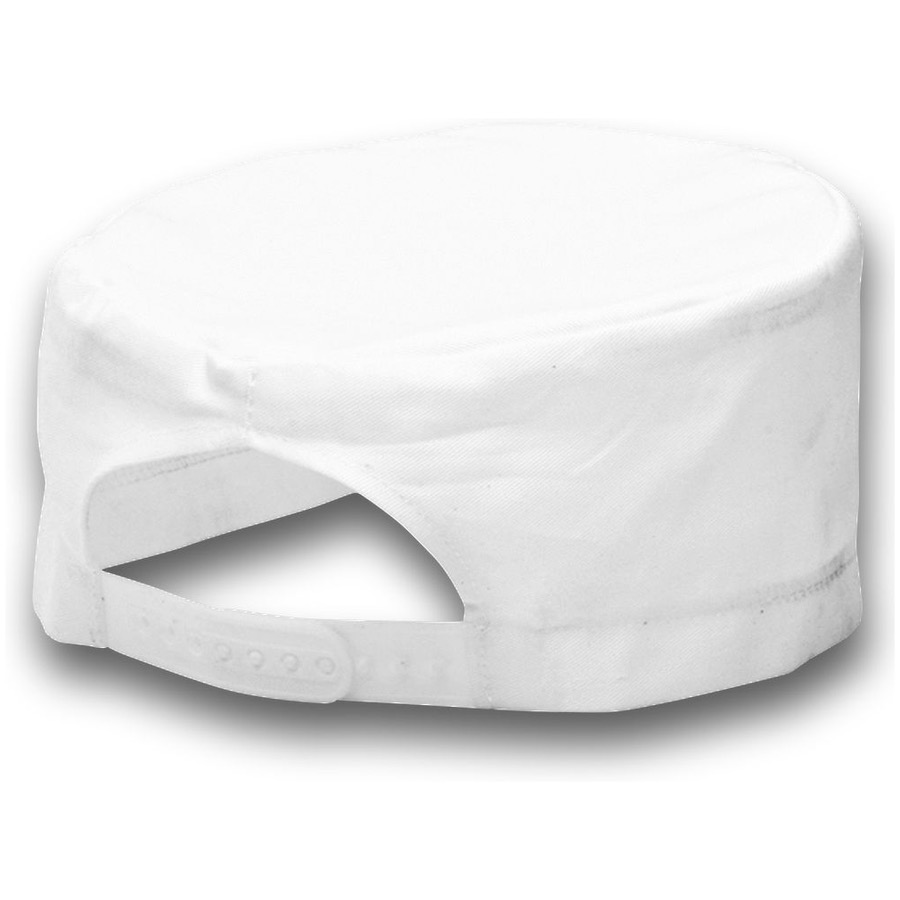 PORTWEST S899 white or black polycotton chefs skull cap