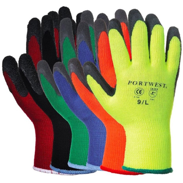 Portwest A140 Thermal Grip Gloves