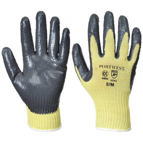 Portwest A600 Cut 3 Nitrile Grip Glove