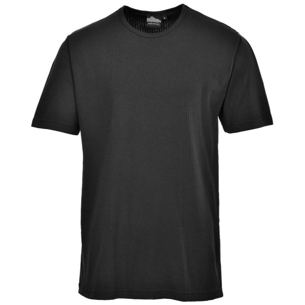 Portwest B120 Thermal T-Shirt Short Sleeve