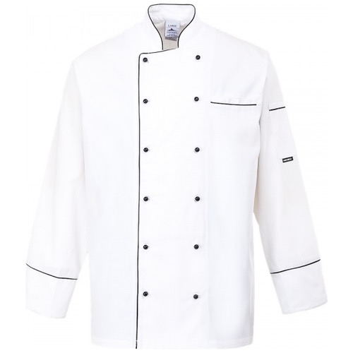 Portwest C775 Cambridge Chefs Jacket