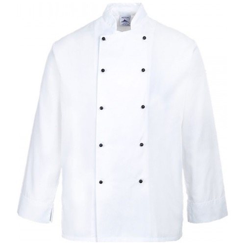 Portwest C831 Cornwall Chefs Jacket