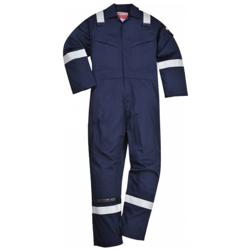 Portwest FR22 Insect Repellent Flame Resistant Coverall 210GM