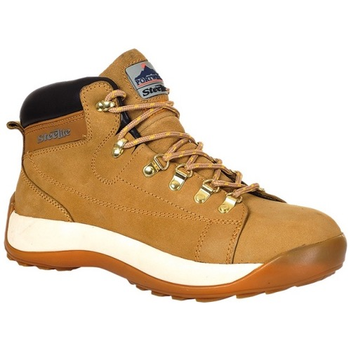 Portwest FW31 Steelite™ Mid Cut SRA  Nubuck Boot SB