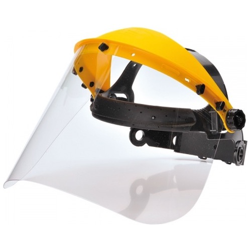 Portwest PW91 Browguard With Clear Visor