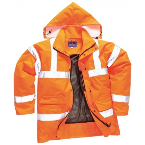 Portwest RT60 Hi Vis Breathable Jacket