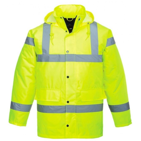 Portwest S460 Hi Vis Traffic Jacket