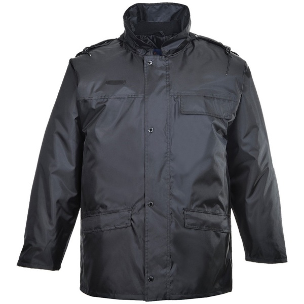 Portwest S534 Security Jacket Black