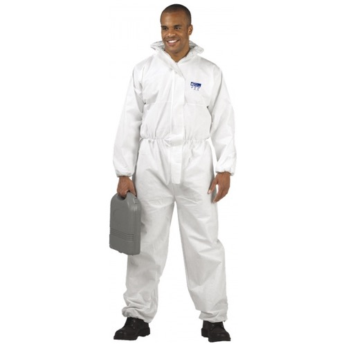 Portwest ST30 Biztex SMS Coverall Type 5/6 (Carton Only Qty 50 Units)