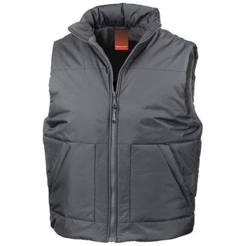 Result Clothing R044X Fleece Lined Bodywarmer