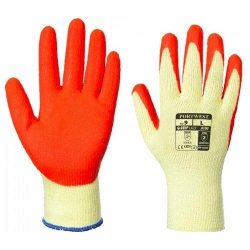 Portwest A100 Grip Glove Latex