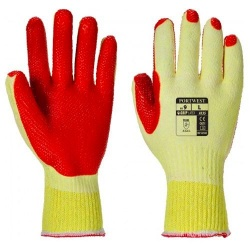 Portwest A135 Tough Grip Glove - Latex