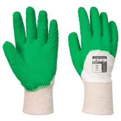 Portwest A171 Latex Open Back Crinkle Glove