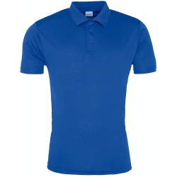 AWDIS JUST COOL Smooth Polo Shirt 100% polyester