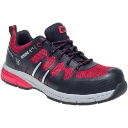 Apache ATS Mallory Lightweight Safety Trainer Red/Black