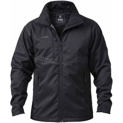 Apache Workwear ATS Water Resistant Softshell Jacket Black