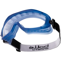 Bolle Safety ATOM ATOEPSI Safety Goggles Platinum Clear Sealed
