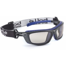 Bolle Safety BAXTER BAXCSP Safety Spectacles Platinum CSP