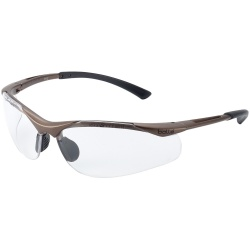 Bolle Safety CONTOUR CONTPSI Safety Spectacles Clear