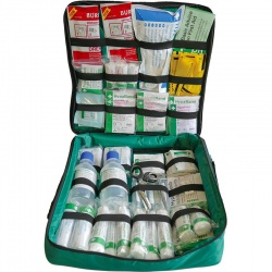 British Standard Compliant Comprehensive First Response Kit K3214CP