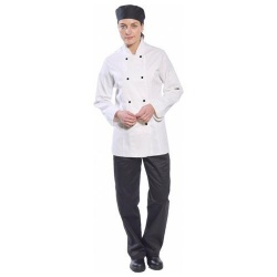 Portwest C837 Rachel Ladies Long Sleeve Chefs Jacket