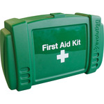 Evolution Empty Case First Aid Green Small to Large
