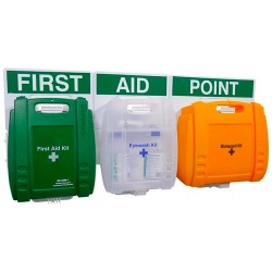 Evolution FAP32 British Standard Comprehensive First Aid Point