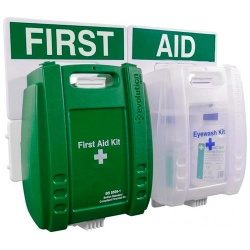 Evolution FAP30 British Standard Compliant Eyewash & First Aid Point