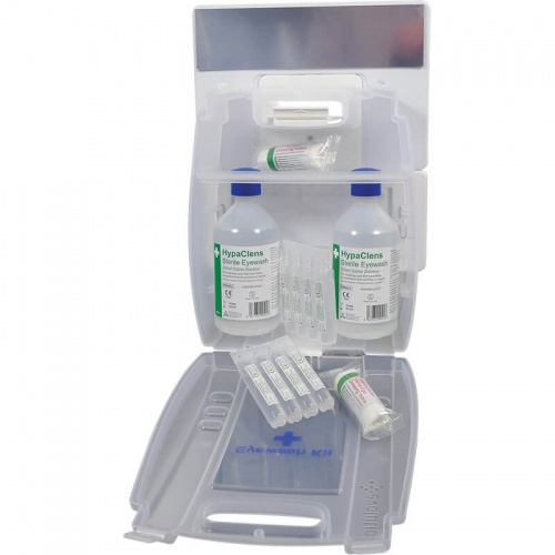 Evolution K514 Plus 2x500ml & Pods Eyewash Kit