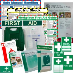 Evolution K3099CP BS Compliant Comprehensive First Aid Compliance Pack