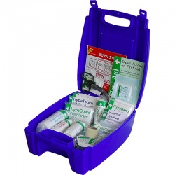 Evolution K3133 BS 8599 Compliant Blue Catering First Aid Kit