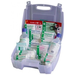 Evolution K303 British Standard Compliant First Aid & Eyewash Kit