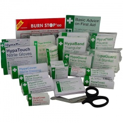 Evolution R3000 Workplace First Aid Kit Refill BS8599