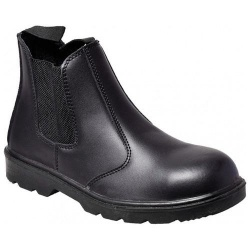 Portwest FW51 Steelite™ Dealer Boot S1P Black