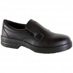 Giffard Newton 9313 Vegan Microfibre Slip On Safety Shoe
