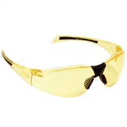 JSP Stealth 8000 - Amber K Rated Safety Spectacle