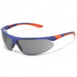 JSP Stealth 9000 Safety Spectacles - Smoke K & N Rated